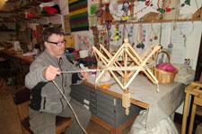 Resident in Workshop
